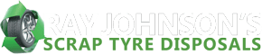 Ray Johnsons Scrap Tyre Disposals Logo